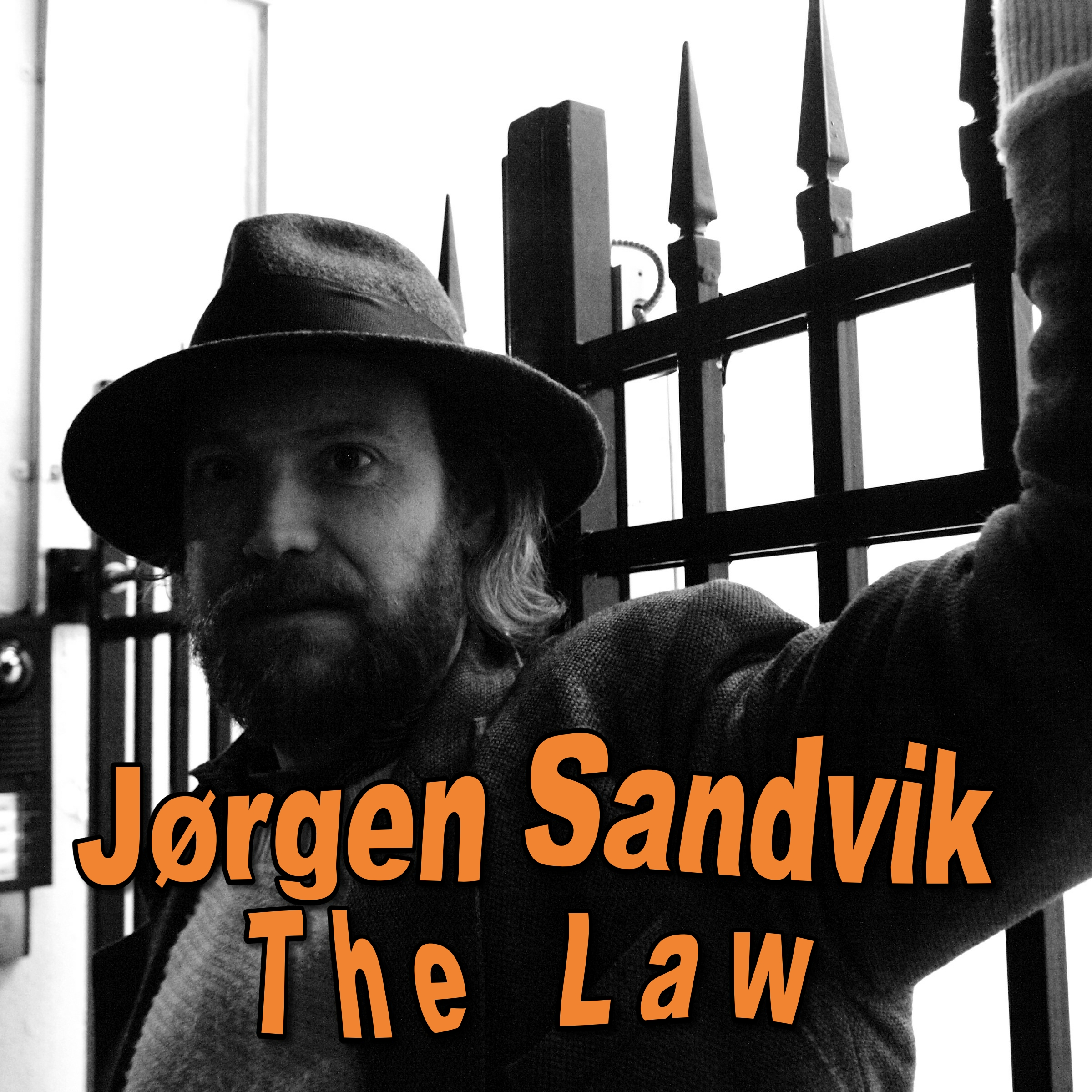 Album art: Jørgen Sandvik -The Law
