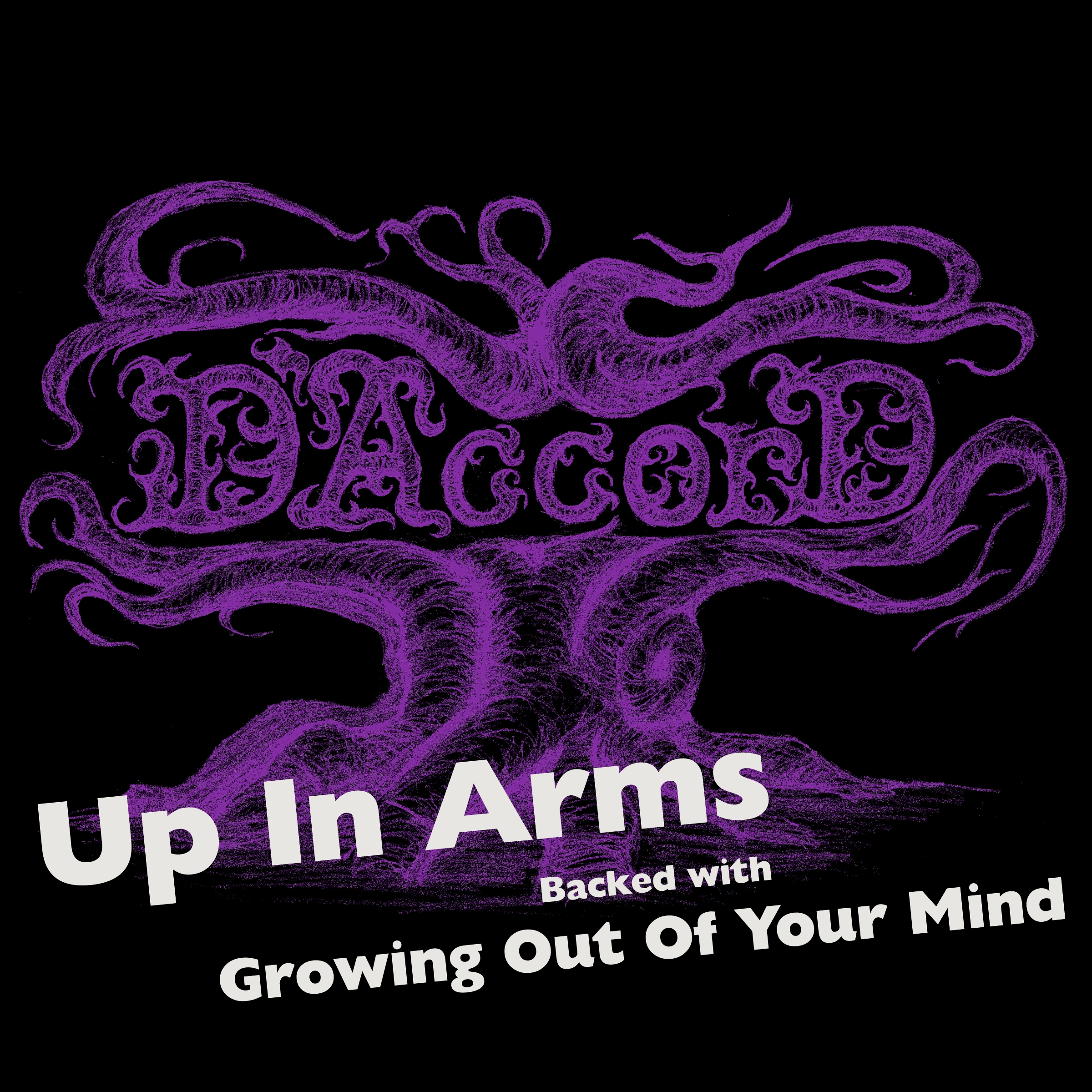 Cover art: D'Accord - Up In Arm