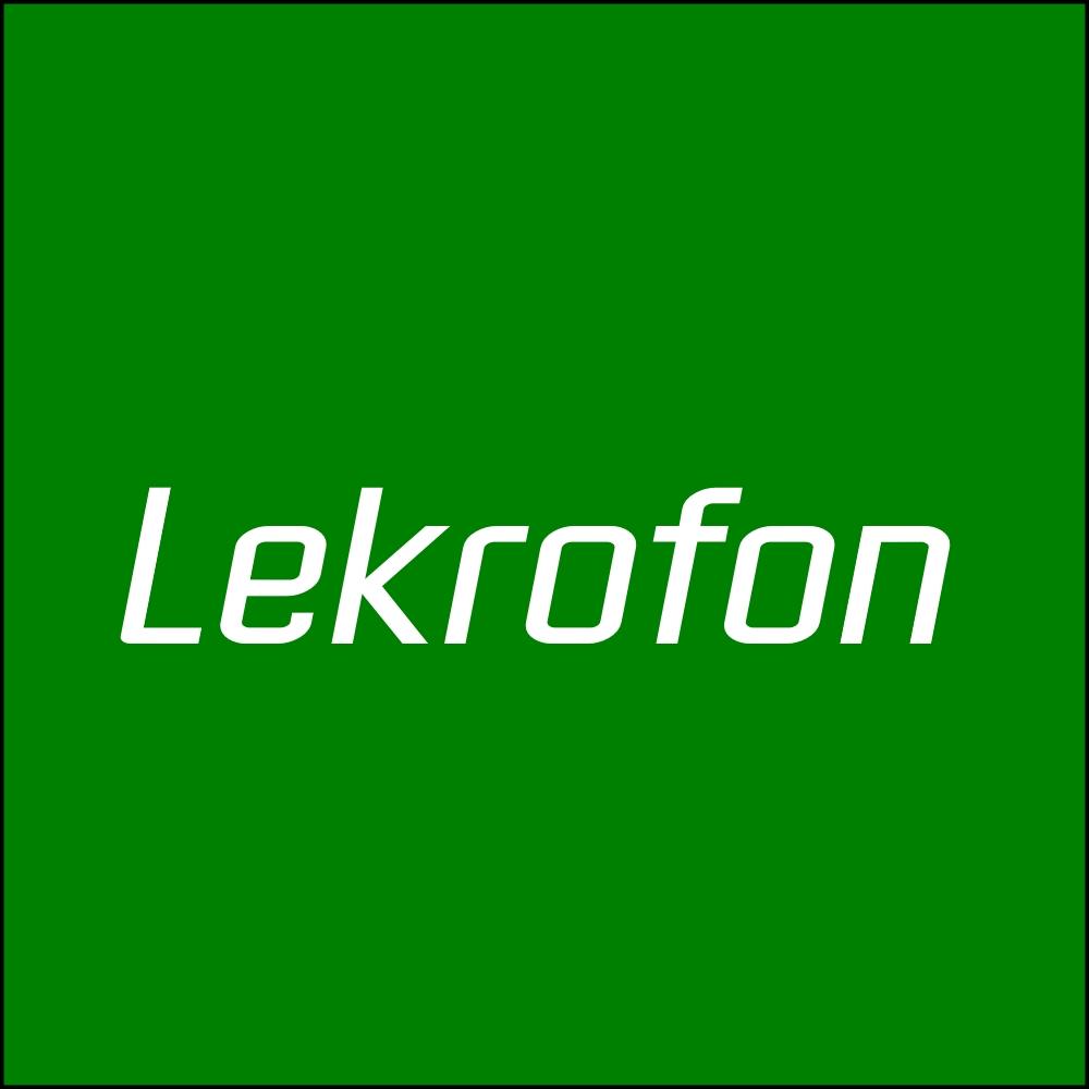 Lekrofon logo