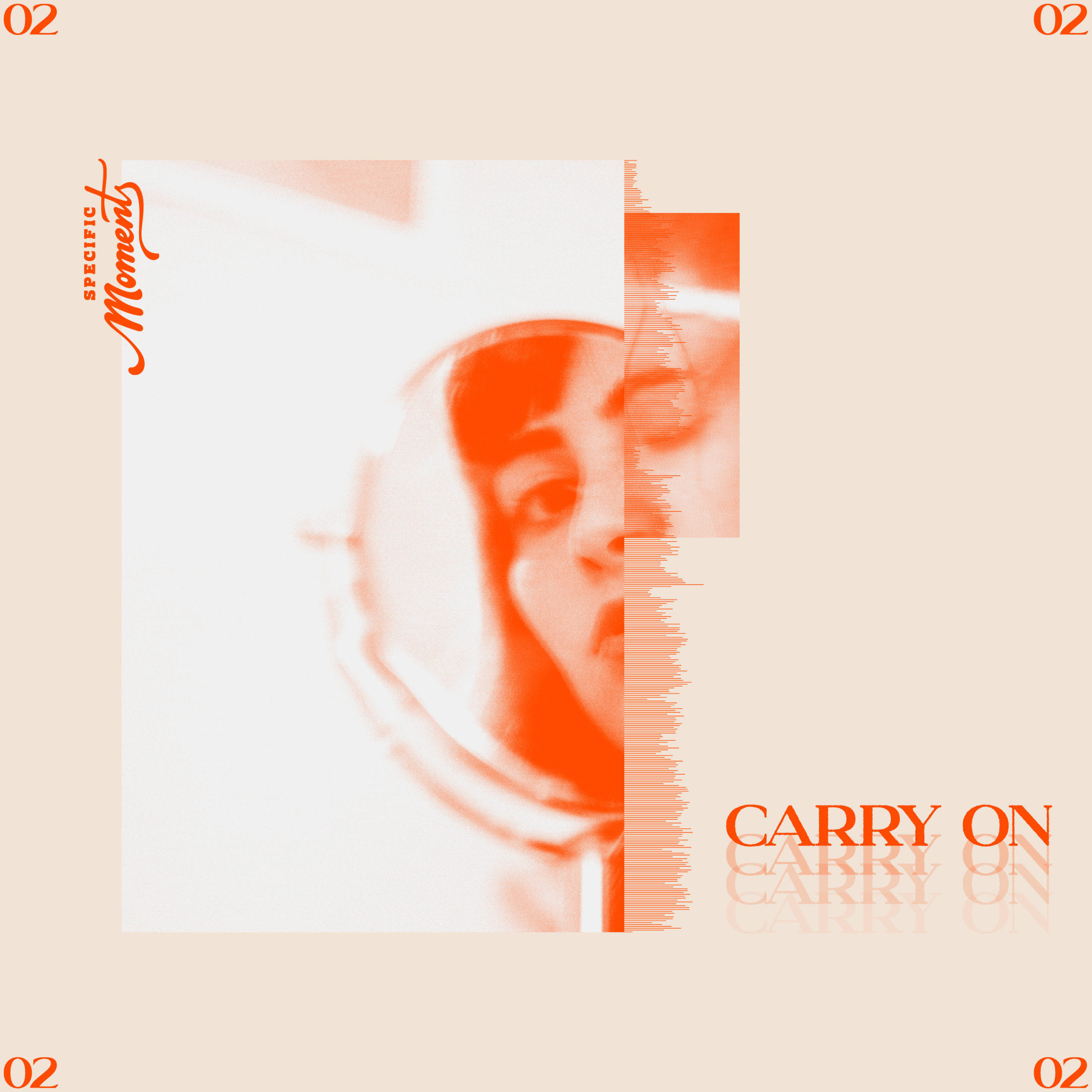 Cover art: Specific-Moments - Carry-On