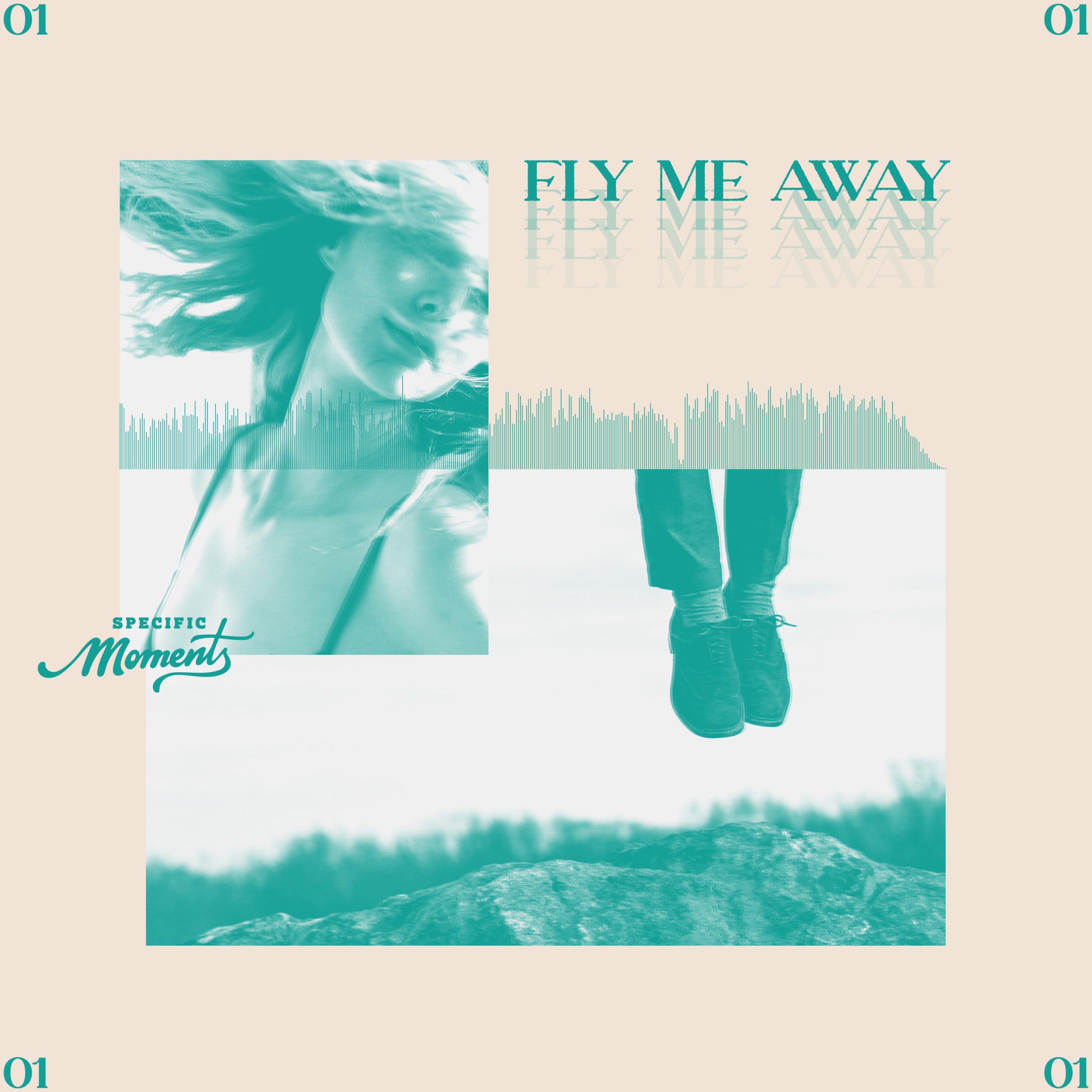 Cover art: Specific Moments - Fly Me Away