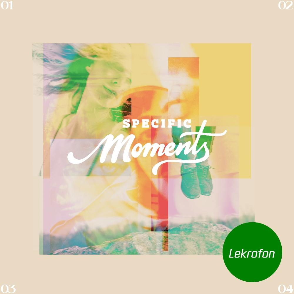 Album art: Specific Momets - 1234 EP