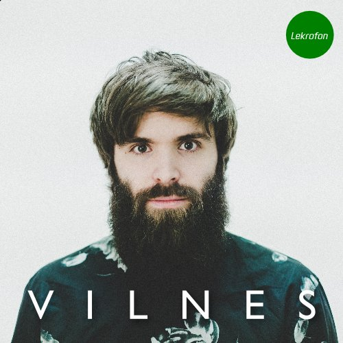 Cover art Vilnes - A Million Smiles